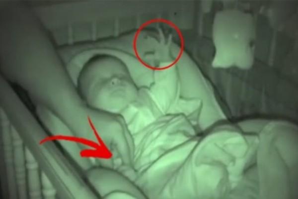 Έβαλε κρυφή κάμερα για να δει τι κάνει ο πατέρας με το μωρό όταν είναι μόνοι - Δεν πίστευε στα μάτια της
