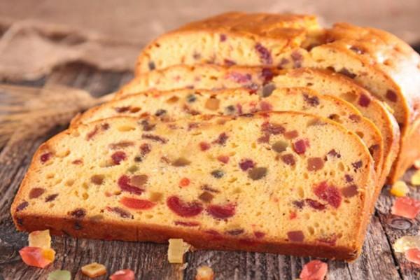 Οικονομικό κέικ tutti frutti με ελαιόλαδο - Στο πι και φι!
