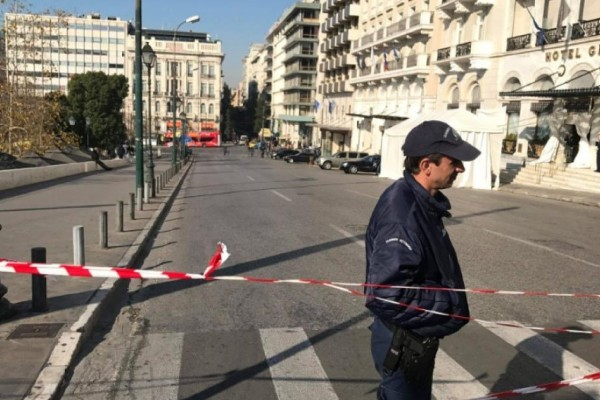 Κλειστό το κέντρο της Αθήνας από 06:00 ως 24:00 - Απαγόρευση κάθε συνάθροισης αύριο 17/9