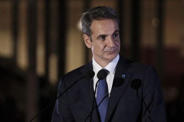 Στην Κρήτη θα μεταβεί αύριο ο Κυριάκος Μητσοτάκης