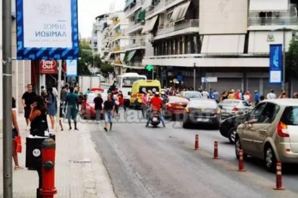 Σοκ στη Λαμία: Κρεμάστηκε σε κοινή θέα στο κέντρο της πόλης