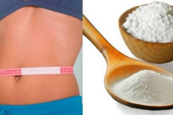 Με αυτές τις 3 συνταγές μαγειρικής σόδας θα κάψετε το περιττό λίπος στο σώμα σας σε χρόνο μηδέν