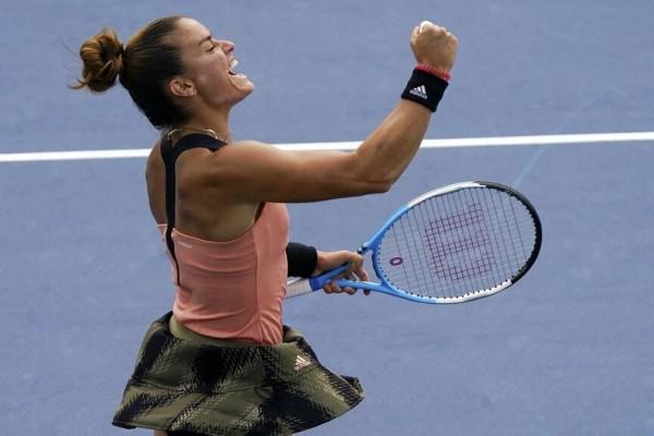 Κατερίνα Σινιάκοβα – Μαρία Σάκκαρη 0-2: Πρόκριση στους «32» του US Open