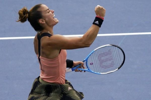 Μαρία Σάκκαρη: Προκρίθηκε στους 4 του US Open - «Είμαι άφωνη, δεν ξέρω τι να πω»