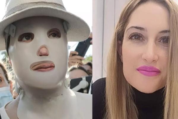 Τι είναι η ειδική μάσκα που φοράει η Ιωάννα Παλιοσπύρου