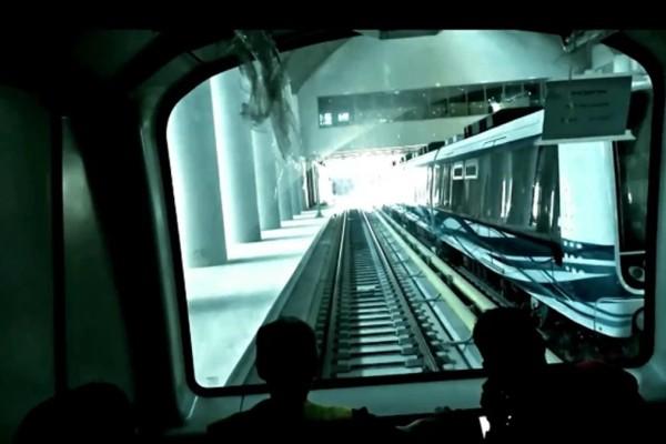 Το μετρό της Θεσσαλονίκης είναι γεγονός! Δείτε το βίντεο με τη διάδρομή του