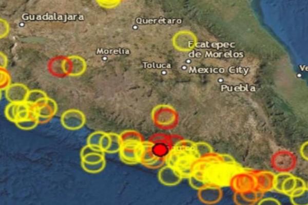 Συναγερμός στο Μεξικό: Σεισμός 6,9 Ρίχτερ!