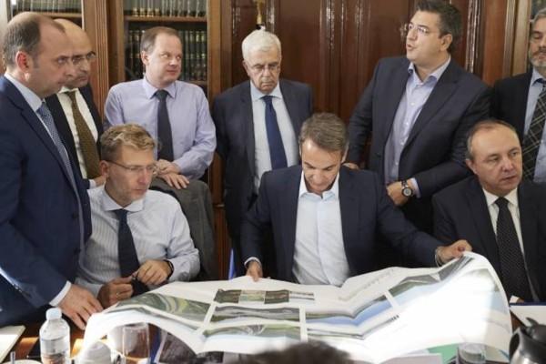Μητσοτάκης: «Θα παραδώσουμε το Μετρό Θεσσαλονίκης μέσα στο 2023»