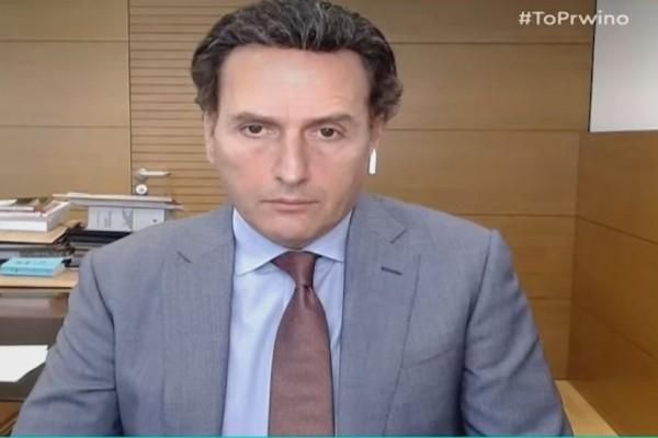 Μιχάλης Δημητρακόπουλος: «Ο όρος γυναικοκτονία είναι λάθος!» - Κατά του όρου τάχθηκε ο δικηγόρος (Video)