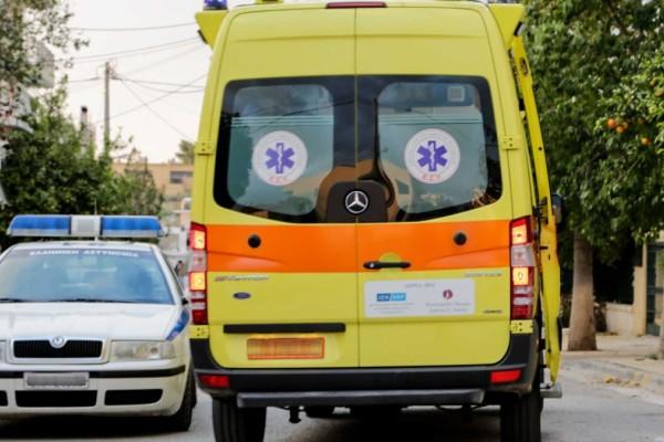 Τραγωδία στη Λάρισα - Έπαθε ανακοπή και πέθανε μέσα στο αυτοκίνητο ενώ οδηγούσε η κόρη της