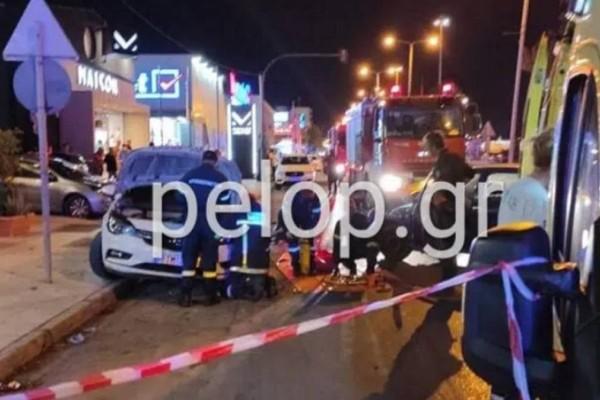 Τραγωδία στη Πάτρα: Νεκρός ποδηλάτης σε τροχαίο!