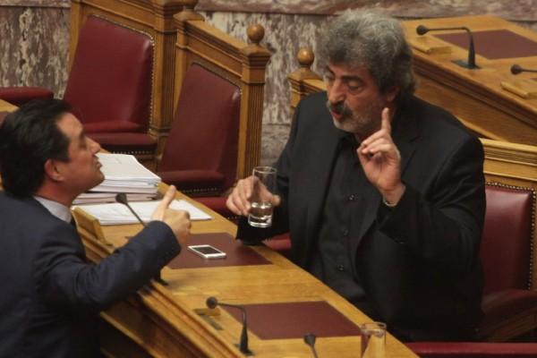 Οργή Πολάκη κατά Γεωργιάδη: «Πωλητή νανογιλέκων, είσαι ακροδεξιό μειράκιο της ιστορίας»