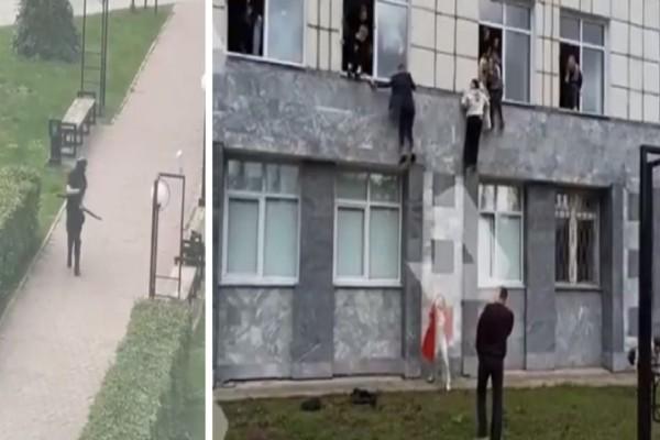 Ρωσία: Άγνωστος άνοιξε πυρ μέσα σε πανεπιστήμιo! Πληροφορίες για νεκρούς και τραυματίες - Πηδούσαν από τα παράθυρα για να σωθούν