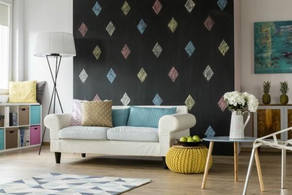 5+1 tips για να επιλέξεις τη σωστή ταπετσαρία τοίχου