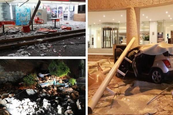 Στα 7,1 Ρίχτερ ο σεισμός στο Μεξικό: Ένας νεκρός, φόβοι για περισσότερους - Συγκλονιστικά βίντεο