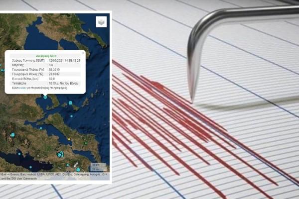 Σεισμός: Νέες ισχυρές δονήσεις σε Βόλο και Άνδρο - Έντονη δραστηριότητα σε Αθήνα και Θήβα
