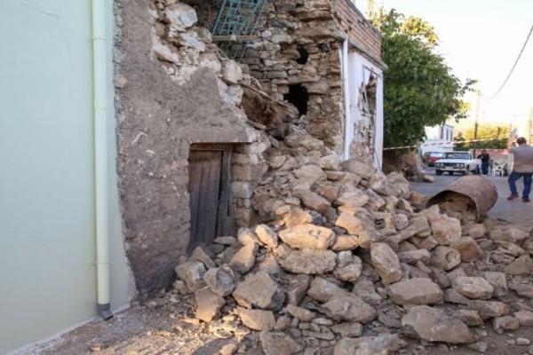 Θήβα: Έκτακτη συνεδρίαση της Επιτροπής Εκτίμησης σεισμικού κινδύνου