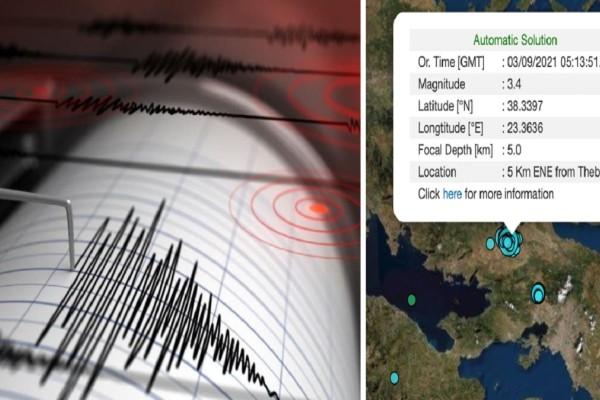 Σείεται η χώρα! Νέος σεισμός στη Θήβα - Τα επικίνδυνα ρήγματα στην Ελλάδα