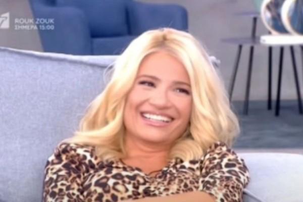 Σουηδία γίναμε: Η Φαίη Σκορδά αποκάλυψε on air τη νέα σύντροφο του Γιώργου Λιάγκα!