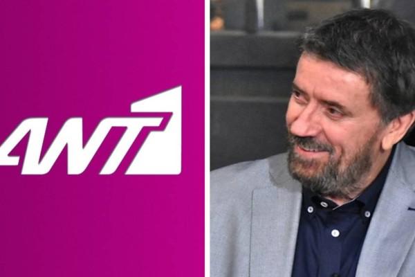 Βόμβα μεγατόνων: Στον ΑΝΤ1 ο Σπύρος Παπαδόπουλος