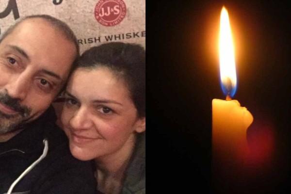 Συγκλονίζει ο δημοσιογράφος Σταύρος Γεωργακόπουλος: Πέθανε η γυναίκα του, λίγες ώρες μετά την ονομαστική του εορτή!