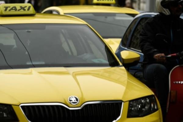 Άγριος ξυλοδαρμός 30χρονης από τον σύζυγό της μέσα σε ταξί στο κέντρο της Αθήνας - Σε σοκ το θύμα