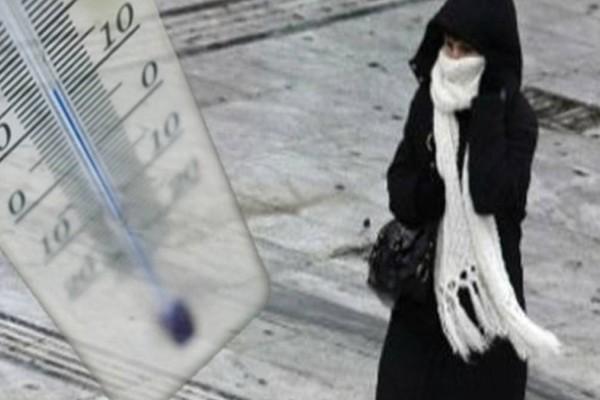 Καιρός: Χειμώνιασε για τα καλά! Στους -1,4 βαθμούς η θερμοκρασία στη Κοζάνη!