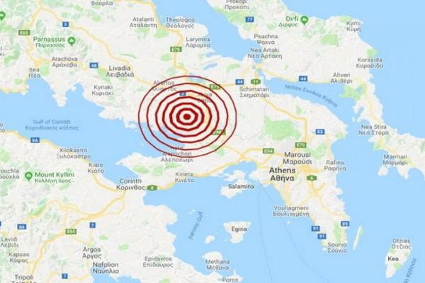 Σεισμός 3,4 Ρίχτερ στη Θήβα - Οι τρεις περιοχές της χώρας που κινδυνεύουν
