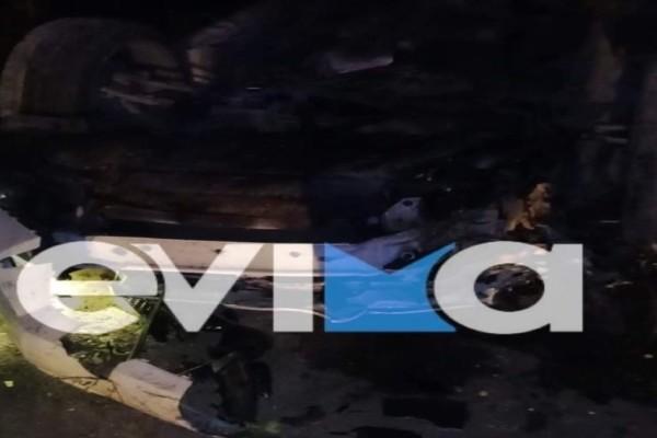 Τραγωδία στην Εύβοια: Νεκροί δύο 19χρονοι σε σοκαριστικό τροχαίο στα Ψαχνά