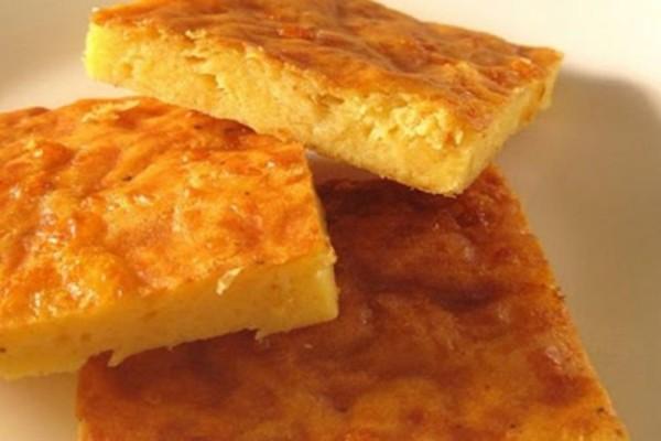 Λαχταριστή τυρόπιτα με γιαούρτι, χωρίς φύλλο!