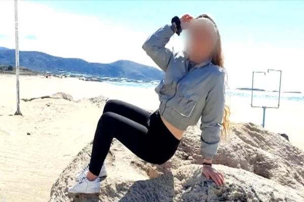 «Η όρασή μου είναι μισή»: Συγκλονίζει η 18χρονη που δέχθηκε επίθεση με χημικό υγρό στην Κρήτη (Video)