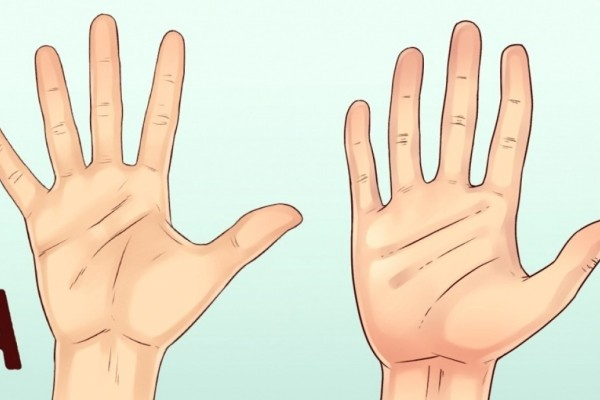 Δες τι αποκαλύπτουν τα χέρια σου για το χαρακτήρα σου και θα πάθεις πλάκα - Πολύ έγκυρες πληροφορίες!