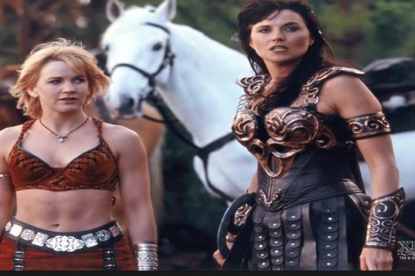 Θυμάστε την πολεμίστρια Ζήνα; Συναντιέται με την Γαβριέλα και είναι αγνώριστες!