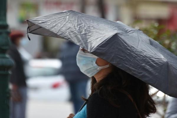 Έκτακτο δελτίο ΕΜΥ για την κακοκαιρία «Αθηνά»: Βροχές, καταιγίδες και χαλάζι από την Κυριακή