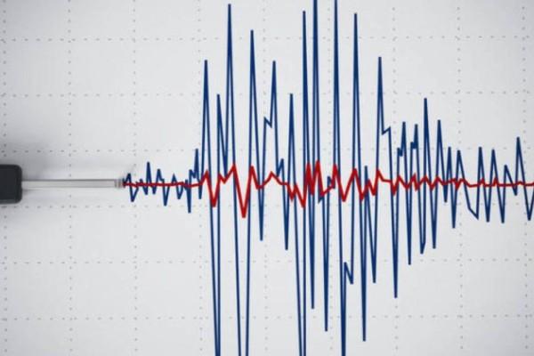 Σεισμική δόνηση νοτιοανατολικά της Κρήτης