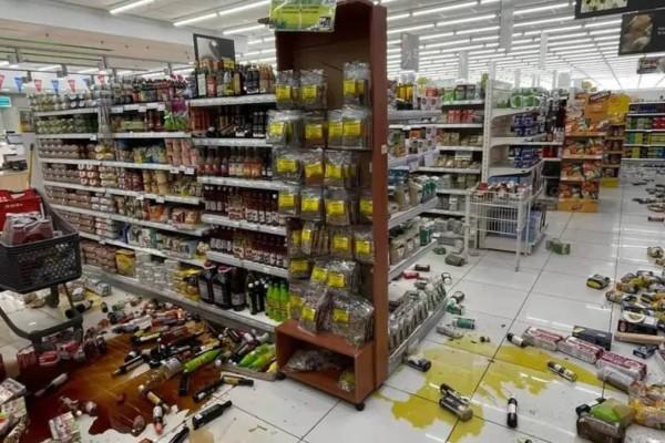 Ισχυρός σεισμός 6,3 Ρίχτερ στη Κρήτη: Ζημιές σε κτήρια, κατέρρευσε εκκλησάκι!
