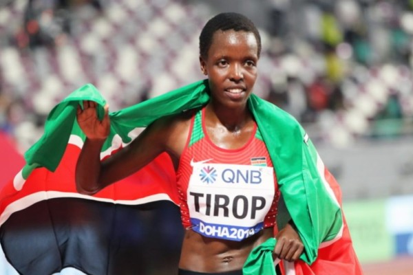 Σοκ! Σφαγμένη βρέθηκε η 26χρονη παγκόσμια πρωταθλήτρια στίβου Άγκνες Τίροπ