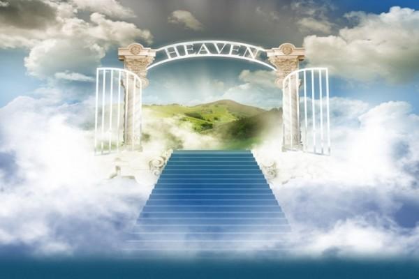 Ο γάμος στον παράδεισο... Το ανέκδοτο της ημέρας (21/10)