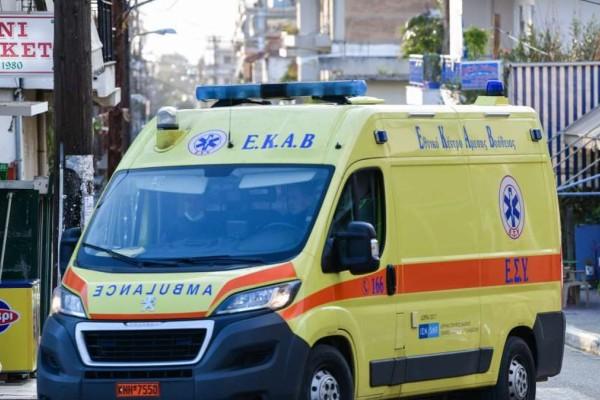 Θρίλερ στη Λάρισα: Βρέθηκε νεκρός άνδρα μέσα σε αυτοκίνητο