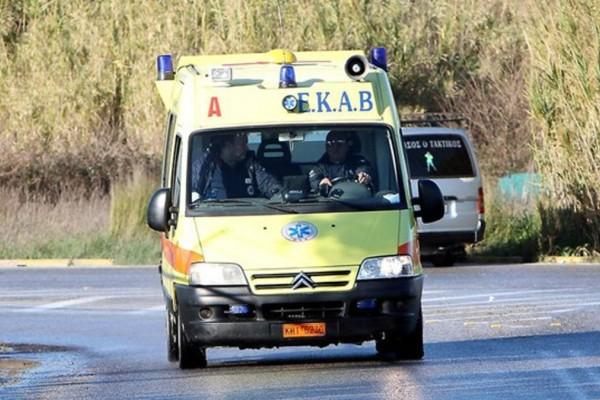 Καταγγελία στις Σέρρες: Έριξαν ηλικιωμένη κατά τη μεταφορά της με ασθενοφόρο