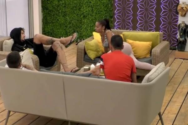Νέο ακατάλληλο πλάνο στο Big Brother - Χαμός στο κρεβάτι με το ζευγάρι (ΦΩΤΟ)