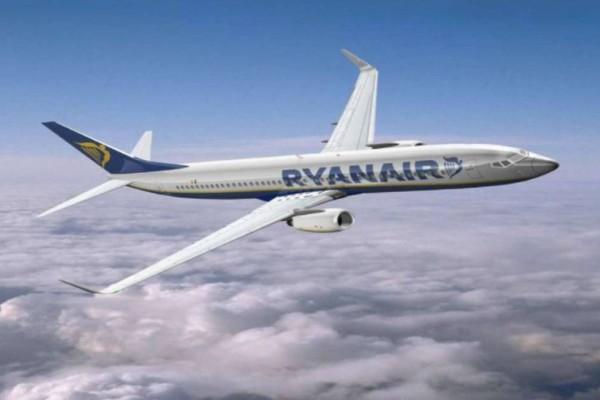 Τρομερή προσφορά της Ryanair: Ταξίδι όλο τον Οκτώβριο με 14,99 ευρώ!