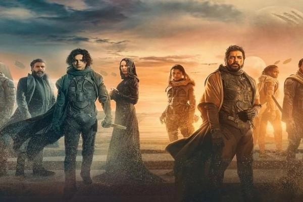 Οι ταινίες της εβδομάδας (14-20/10): Το μαγικό «Dune» του Ντενί Βιλνέβ
