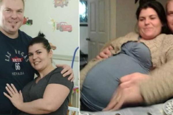 Είπε στον σύντροφό της πως ήταν έγκυος και περίμενε πεντάδυμα - Όταν ήρθε η στιγμή της γέννας αποκαλύφθηκε η σοκαριστική αλήθεια