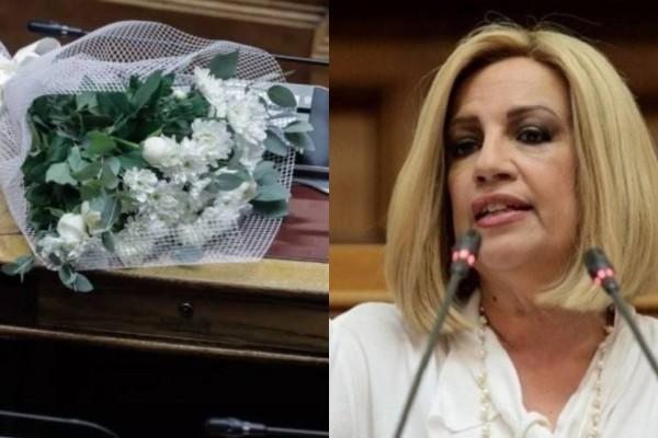 Φώφη Γεννηματά κηδεία: Τότε θα κηδευτεί η πολιτικός!