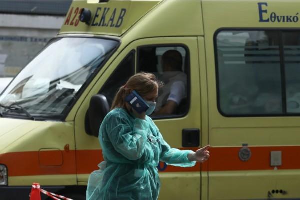 Θρίλερ στη Φθιώτιδα: Επίθεση στο κεφάλι με τσεκούρι μετά από καυγά - Σε κρίσιμη κατάσταση το θύμα