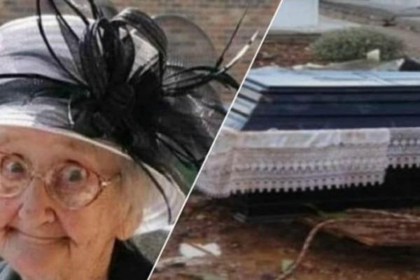 59χρονη γιαγιά είχε ζητήσει να την θάψουν μαζί με το κινητό της - Αυτό που έγινε 5 χρόνια μετά θα σας αφήσει άφωνους!