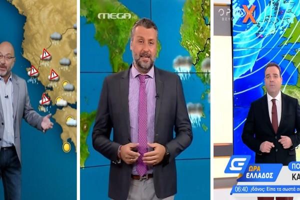 Καιρός σήμερα 7/10: Επέλαση της «Αθηνάς» στη χώρα! «Καμπανάκι» Αρναούτογλου, Μαρουσάκη και Καλλιάνου - Οι περιοχές που «κινδυνεύουν» (Video)