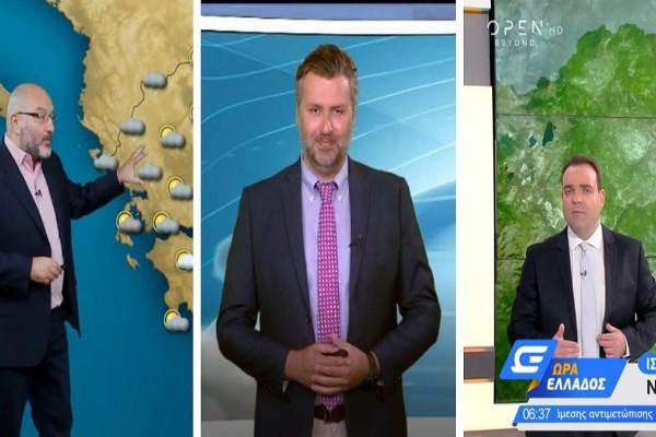 Καιρός σήμερα 13/10: Έρχεται η κακοκαιρία «Μπάλλος» με ισχυρές βροχές & καταιγίδες! Προειδοποίηση Αρναούτογλου, Καλλιάνου και Μαρουσάκη - Πού θα «χτυπήσει»