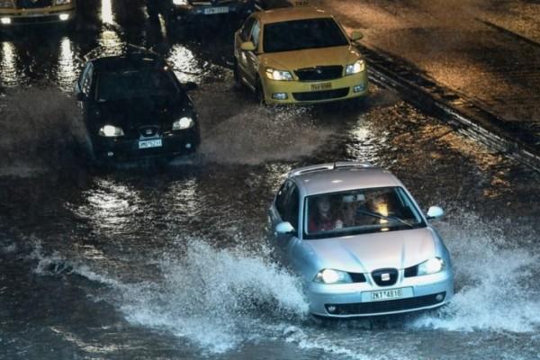 Μπάλλος: Έκλεισαν Κηφισίας και Κωνσταντινουπόλεως - Έκτακτη ενημέρωση για την κακοκαιρία